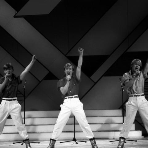 Herreys  1984