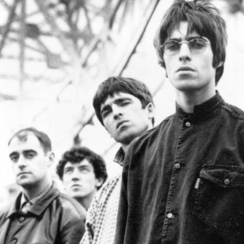 Oasis circa 1994 Shown from left: Paul Arthurs (aka Bonehead), Tony McCarroll, Noel Gallagher, Liam Gallagher, Paul McGuigan